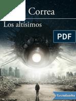 Los Altisimos - Hugo Correa