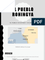 El Pueblo Rohingya