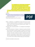 Análisis Doctrinario y Jurisprudencial Del Acuerdo Plenario Extraordinario 1