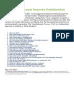 Validated Audit Process FAQ