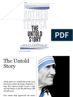 Mother Teresa - The Untold Story