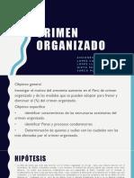 Crimen Organizado Publica