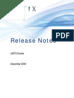 ReleaseNotes UMTS Events Dec20