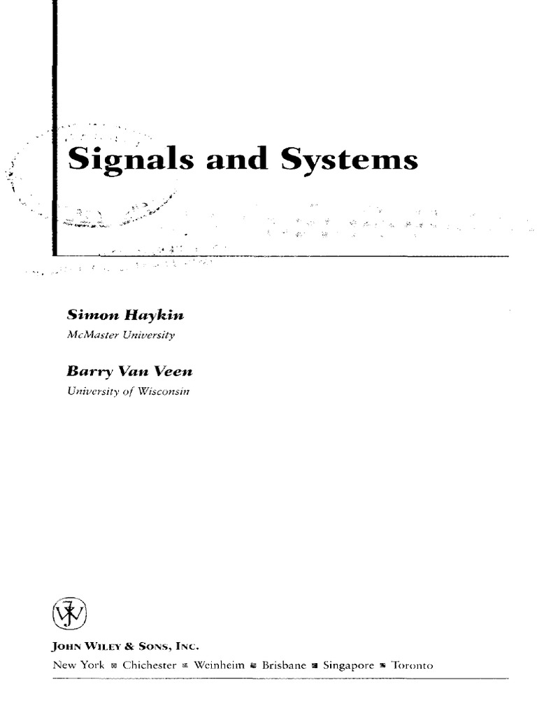 Edition 3rd systems pdf simon communication haykin