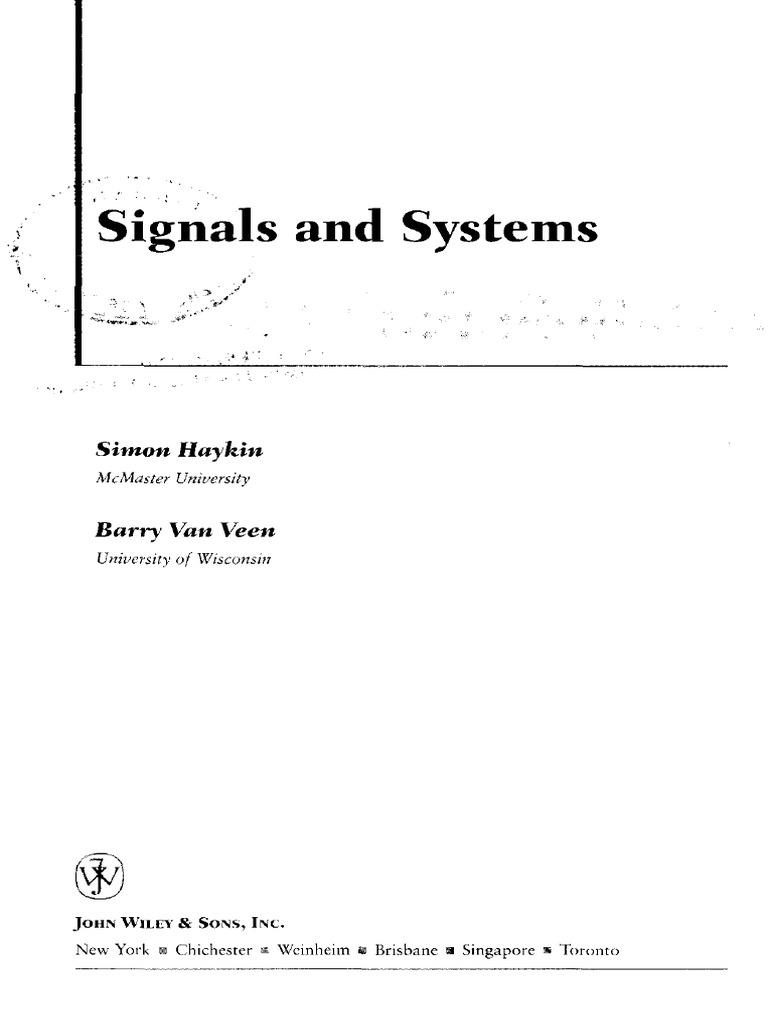 Digital Communication By Simon Haykin Solution Manual Pdf