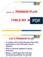 Pension Plus Presentation