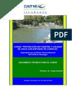 documento base, curso de proteccion de fuentes de aguas
