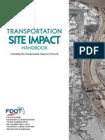 Transportation Site Impact Handbook_April_2014