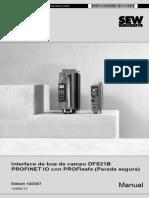09. Manual - Dfs21b Profisafe 11648309 Es