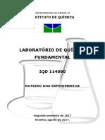 Apostila LQF - 2-2017