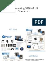 Benchmarking SRD IoT Operator