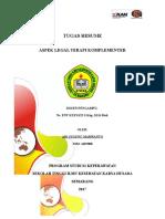 Aspek Legal Terapi Komplementer