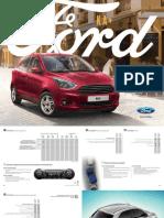 Ford Ka Plus Brosura