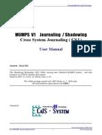Mv1 Csj Manual