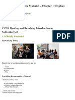 CCNA 1 v6 Instructor Material – Chapter 1 Explore the Network