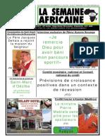 semaine africaine n°3750