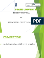 Ptk Project Proposal