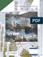 Plan Accesibilidad Segovia - 1_TOMO MEMORIA