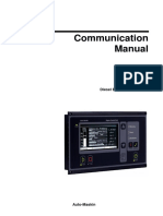 DCU 305 R3 R3 LT Communication Manual