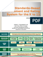 1Assessment System for K to 12