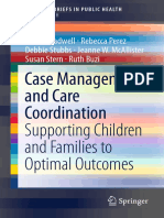 02 Case Management and Care Coordination Supporting Children and Families to Optimal Outcomes