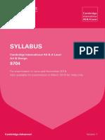 CIE 9704-syllabus