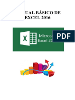 Manual Basico Excel 2016