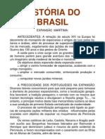 História do Brasil - Apostila 05