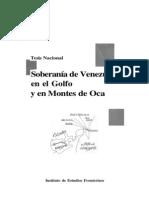 Golfo de Venezuela y Los Montes de Oca
