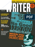 The Writer Vol.129 N 01 (January 2016)