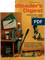 Reloaders Digest - 6th Edition - 1972