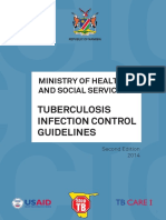 Namibia Infection Control Guidelines