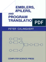 Assemblers Compilers and Program Translators