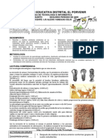 Unidad didáctica Quinto - IED El Porvenir