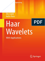 (Mathematical Engineering) Ülo Lepik, Helle Hein (Auth.)-Haar Wavelets_ With Applications-Springer International Publishing (2014)