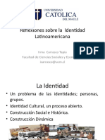 Identidad Clase 3