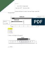 stud guide unit 3 summative test part 1 answer key