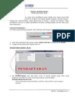 WAT - Pendaftaran SIM RS 2014