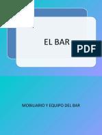 Caracteristicas Del Bar