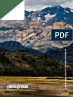 Patagonia Enviro Initiatives 2016
