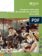 European Alcohol Action Plan96726