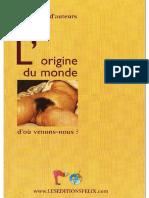 Hatem Frank - L'Origine Du Monde