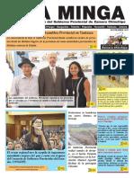 La Minga Informativo Noviembre 2017 #ZamoraChinchipe