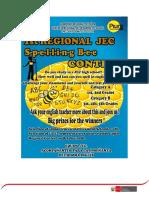 Regional Sepelling Contest Piura 2017