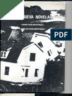 La Nueva Novela - Juan Luis Martínez
