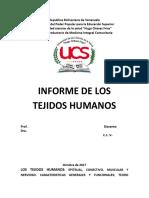 tejidos humanos