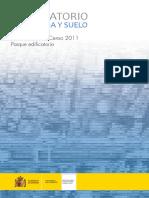 [2014].BEspecial.censo2011 ParqueEdificatorio