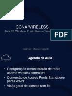 CCNA Wireless - Aula 5