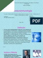 Psiconeuroinmunología GRUPO VII