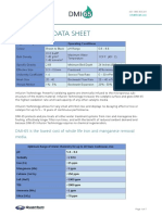 DMI 65 Technical Data Sheet
